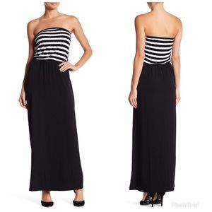 Tart Samora Strapless Knit Maxi Dress